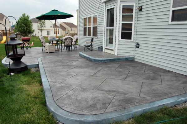 Concrete Patio Design Ideas concrete patio ideas for small backyards stamped concrete patio concrete patio designsstamped concrete patiospergola patios pool Concrete Patio Ideas Learn More At Ucsconcretecom